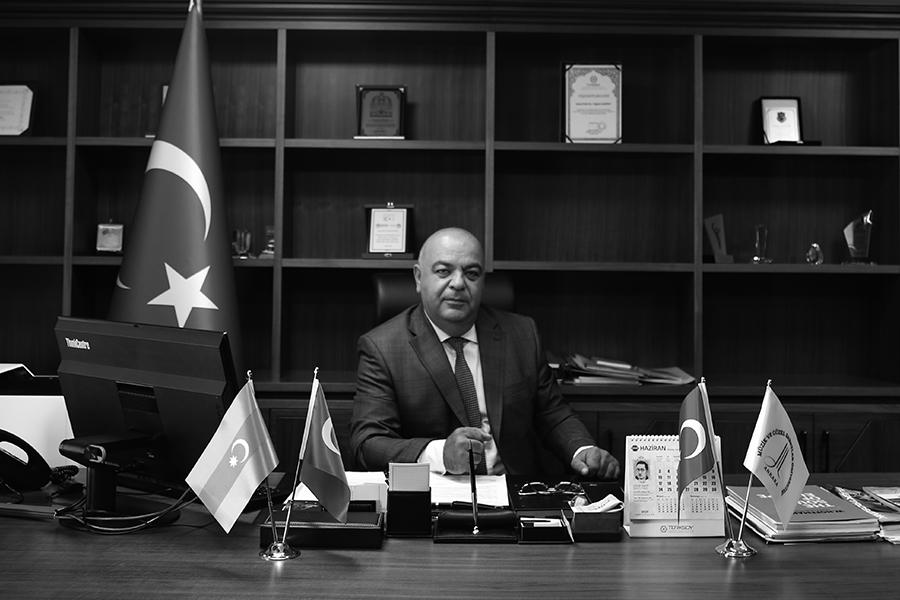 Prof. Dr. Toğroul GANİOĞLU