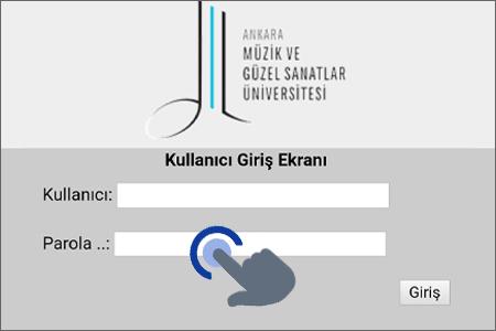 MGü Öğrenci Kablosuz Ağ Bağlantısı Adım 4