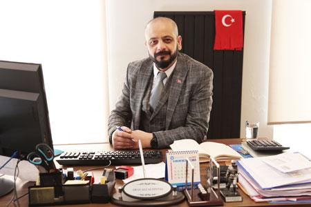 Aras Ali ALTINTAŞ | Genel Sekreterlik | Büro Personeli