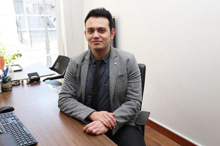 Fatih KARADİKEN | Genel Sekreterlik | Büro Personeli