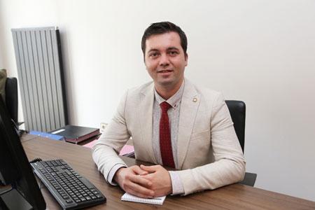 Ahmethan AKDENİZ | Büro Personeli