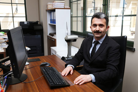 Erdoğan GÜNDOĞDU | Kütüphane ve Dokümantasyon Daire Başkanlığı | Şube Müdürü
