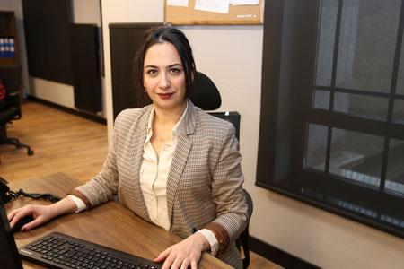 Çisel TEKTAŞ | Büro Personeli