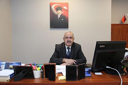 Murat ÖZDEMİR | Öğrenci İşleri Daire Başkanlığı | Daire Başkan V.