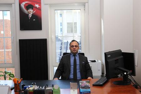 Kazım KURNAZ | Şube Müdürü