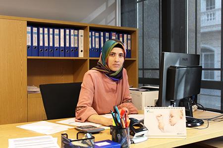 Ayşe MUTLU | Özlük Hakları ve Tahakkuk Şube Müdürlüğü | Büro Personeli