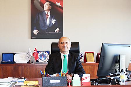 Ünal AYDOĞAN | Ankara Müzik ve Güzel Sanatlar Üniversitesi | Sağlık, Kültür ve Spor Daire Başkanı
