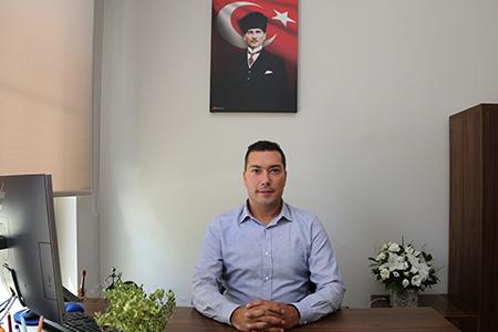 Mahir Eralp ÖZEN | Şube Müdürü