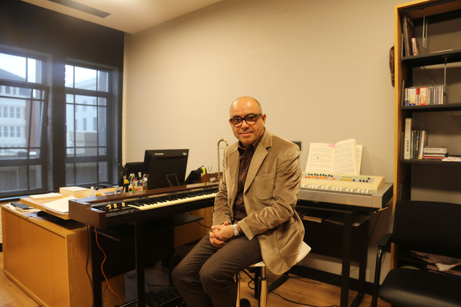 Ankara Müzik ve Güzel Sanatlar Üniversitesi Rektör Yardımcısı