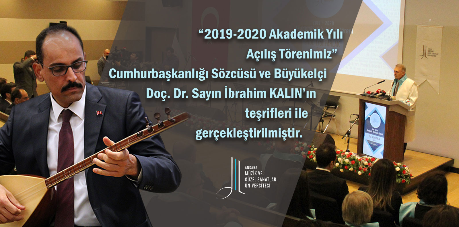 2019-2020 AKADEMİK YILI AÇILIŞ TÖRENİ