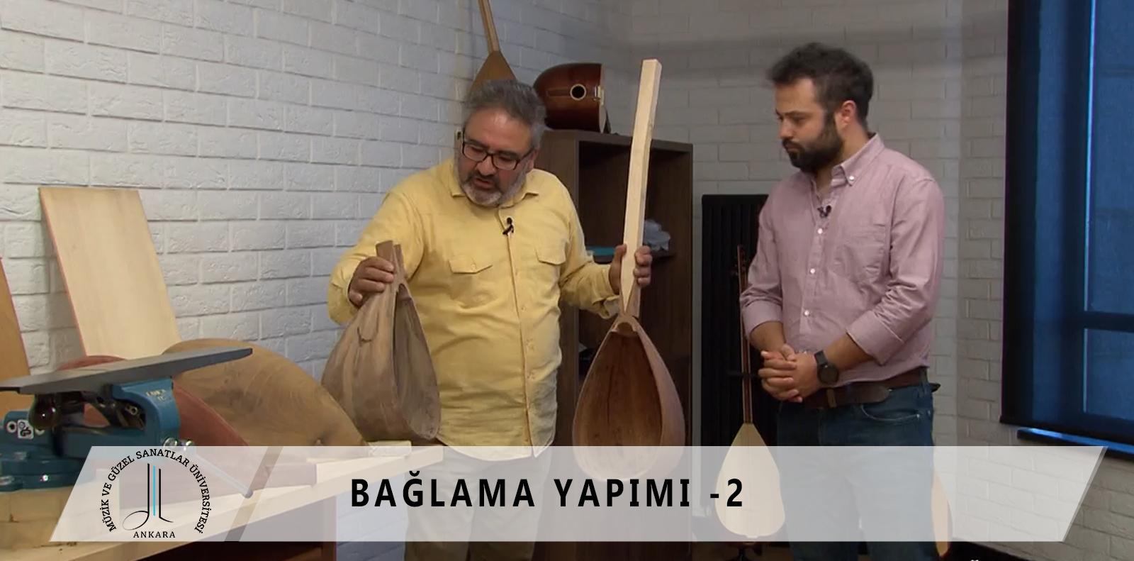 EBA TV BAĞLAMA YAPIMI BÖLÜM -2