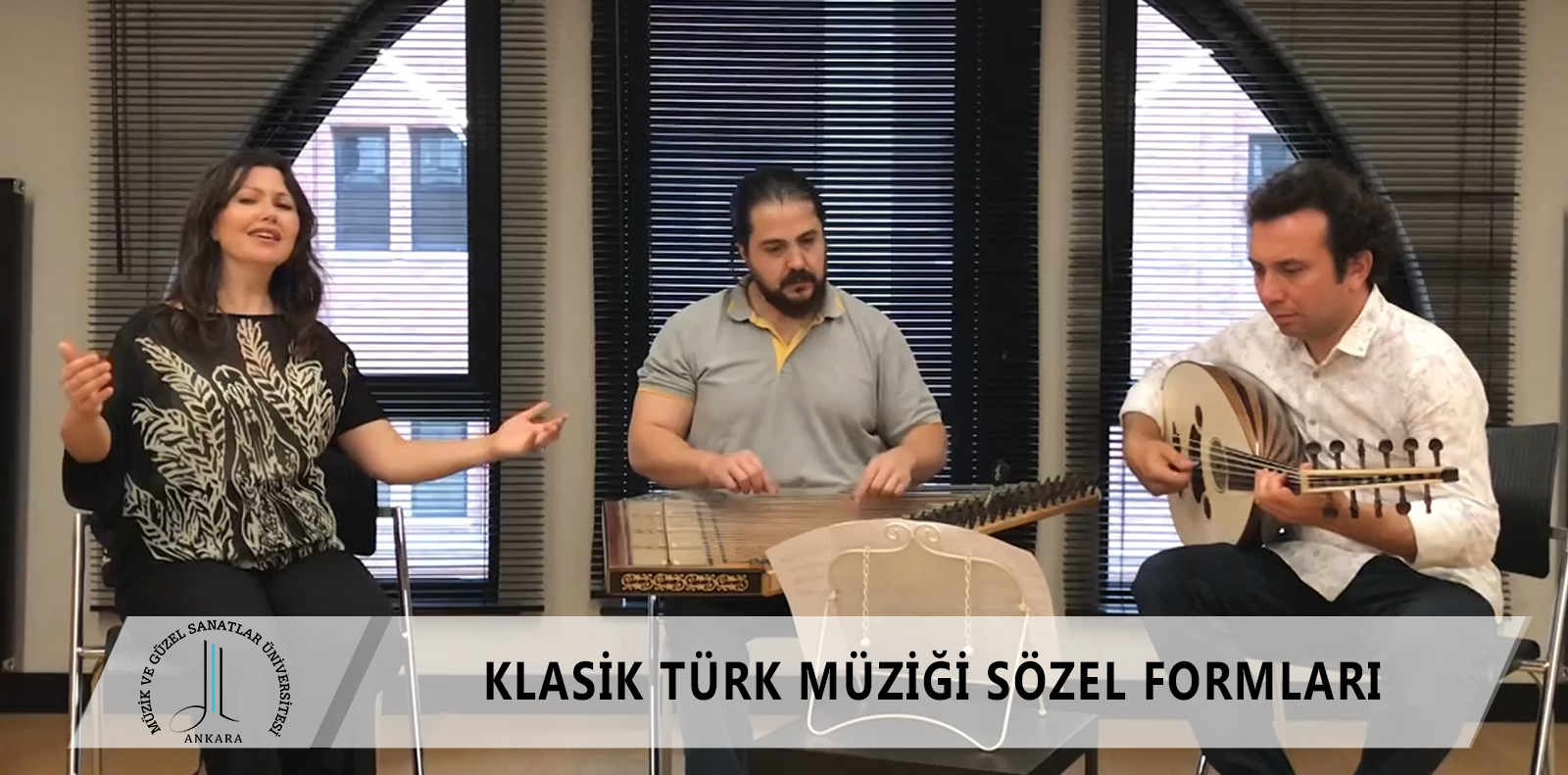 EBA TV KLASİK TÜRK MÜZİĞİ SÖZEL FORMLARI