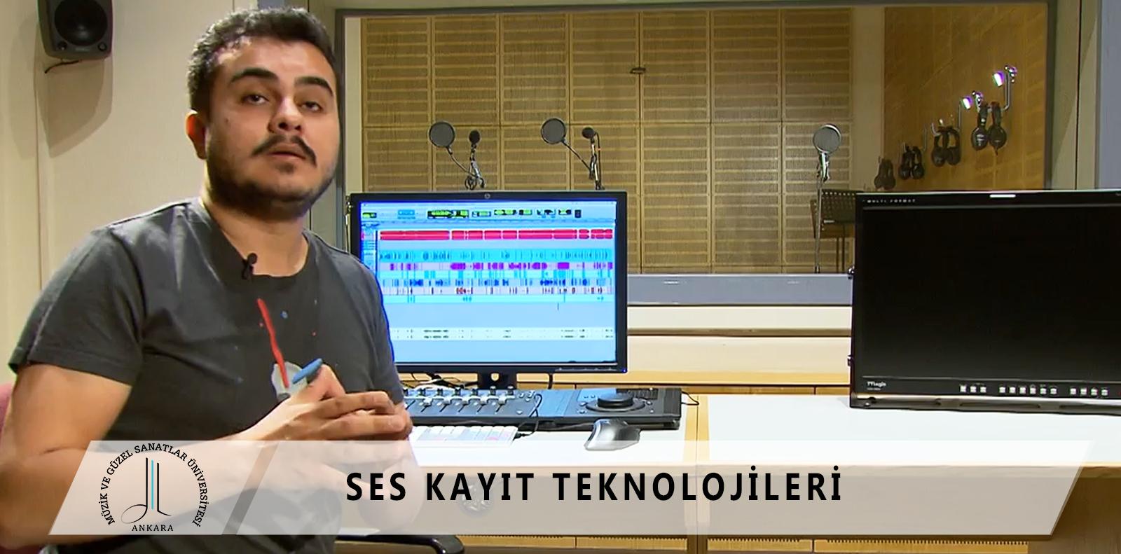 EBA TV SES KAYIT TEKNOLOJİLERİ