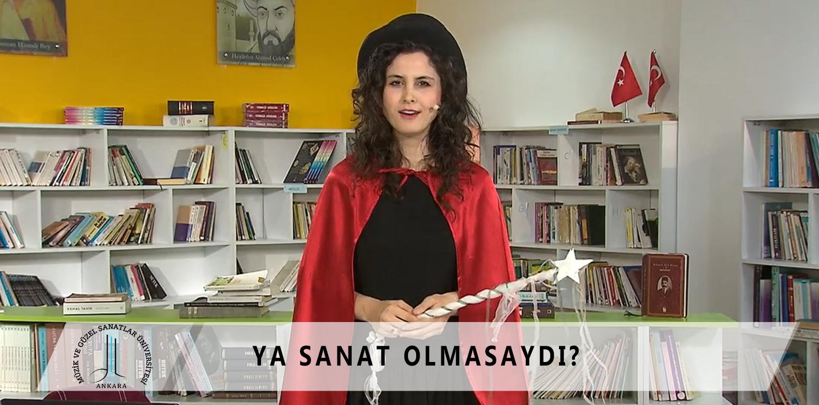 EBA TV YA SANAT OLMASAYDI?