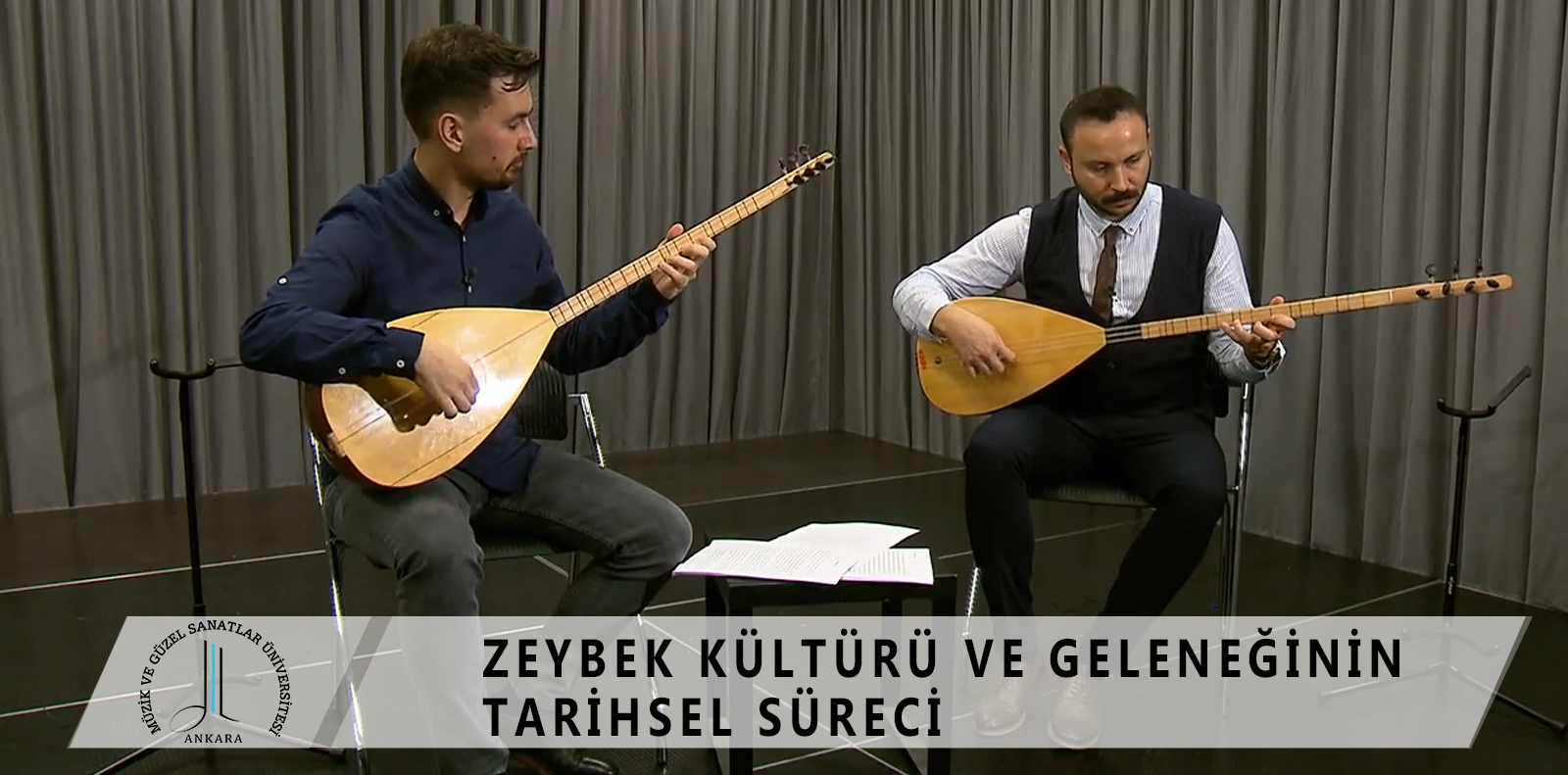 EBA TV ZEYBEK KÜLTÜRÜ VE GELENEĞİNİN TARİHSEL SÜRECİ