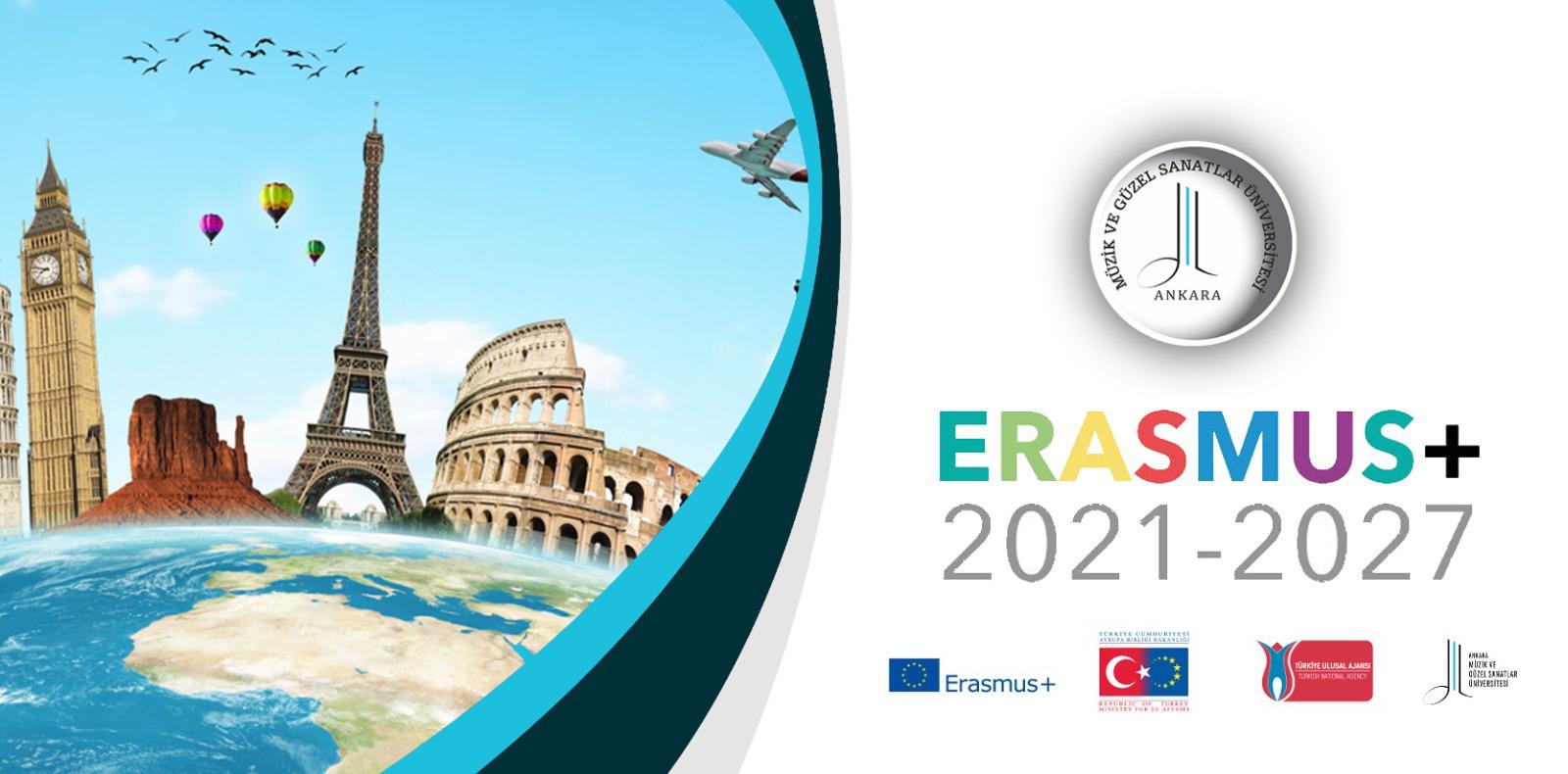 ERASMUS+ ÜNİVERSİTE BEYANNAMESİ ECHE 2021-2027 BAŞVURU SONUCU