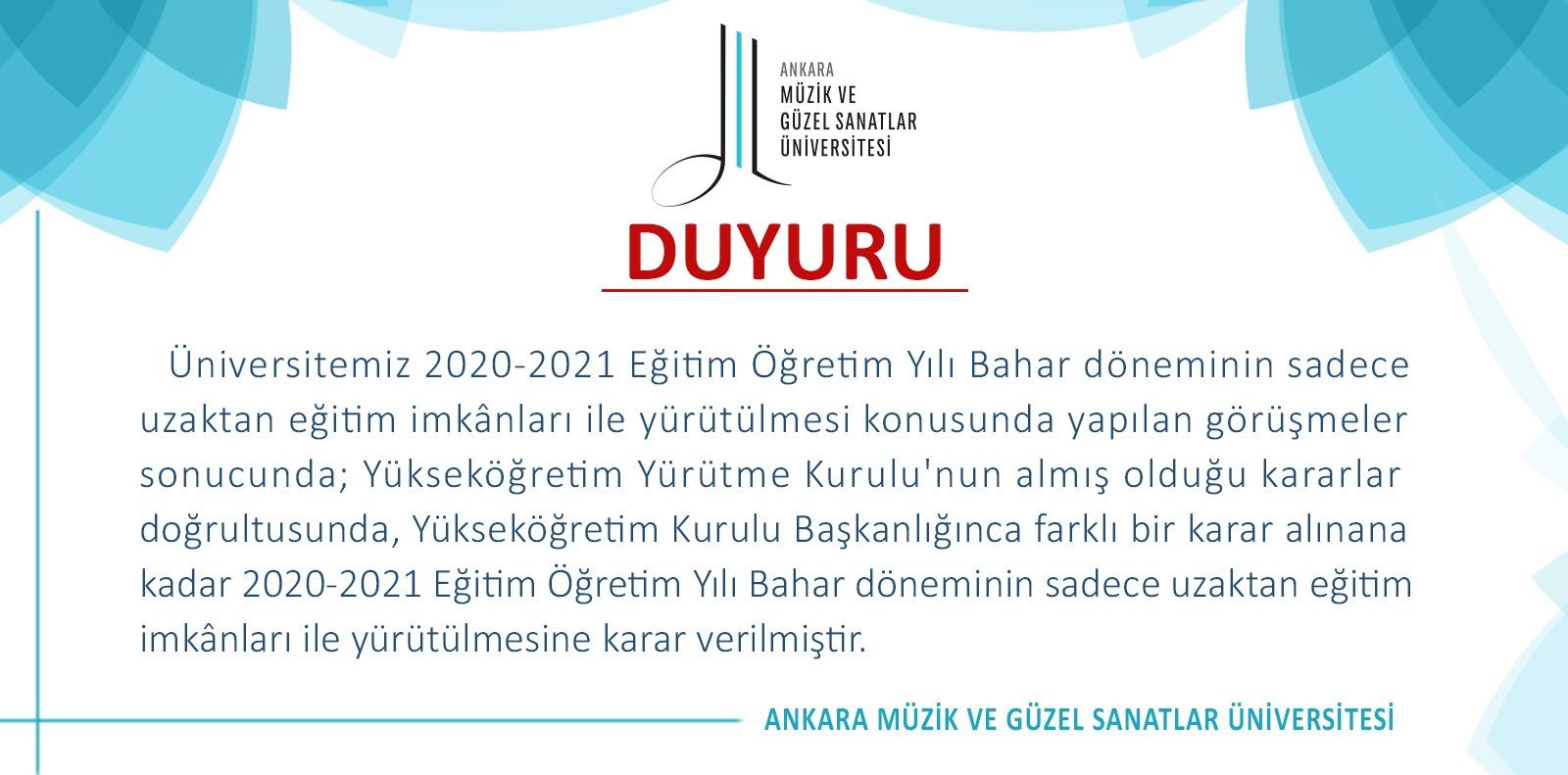 2020-2021 Uzaktan Eğitim Slide