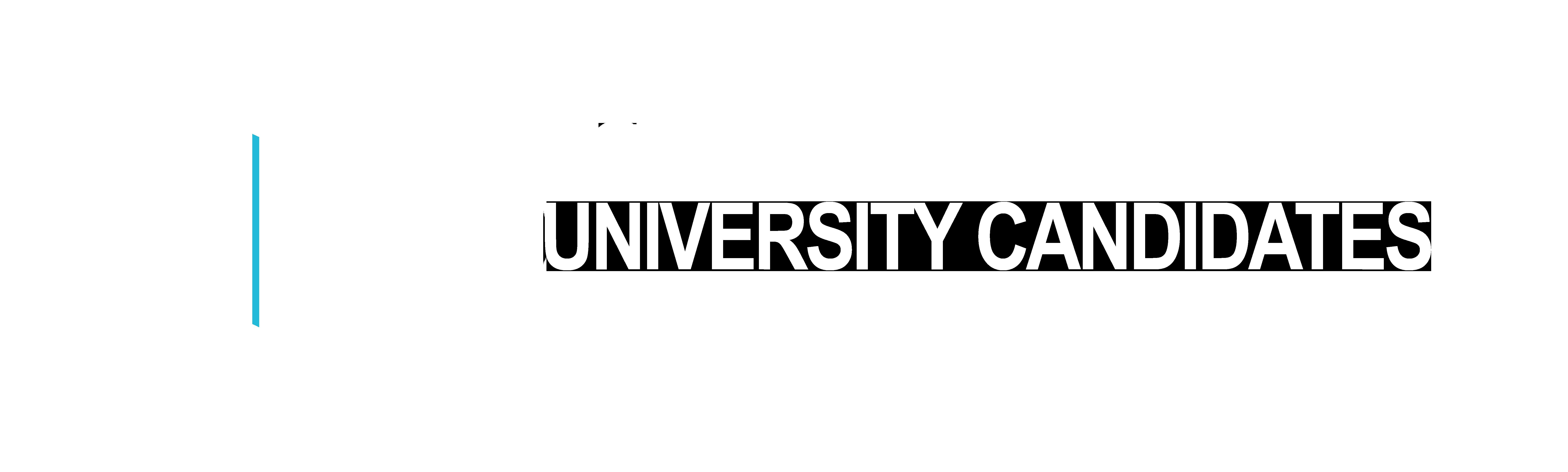 University Candidates