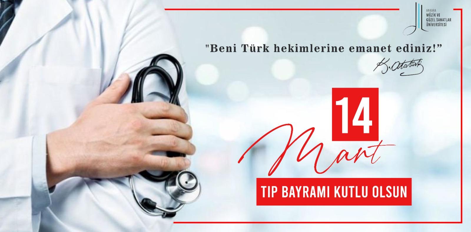 14 Mart Tıp Bayramı Slide