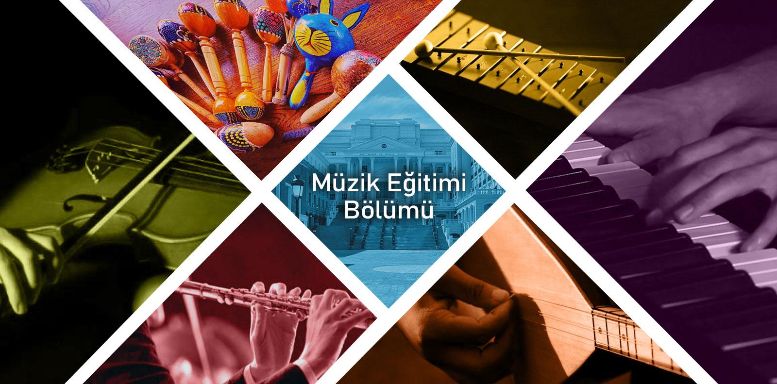Müzik ve Güzel Sanatlar Eğitim Fakültesi Slide 01