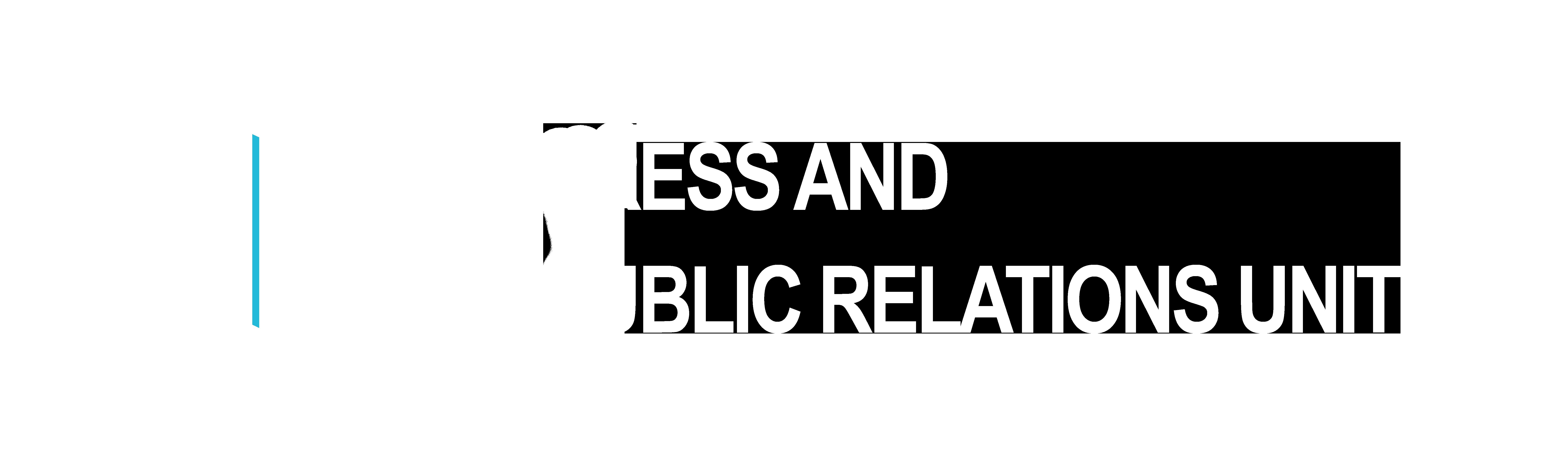 Press and Public Relations Unit