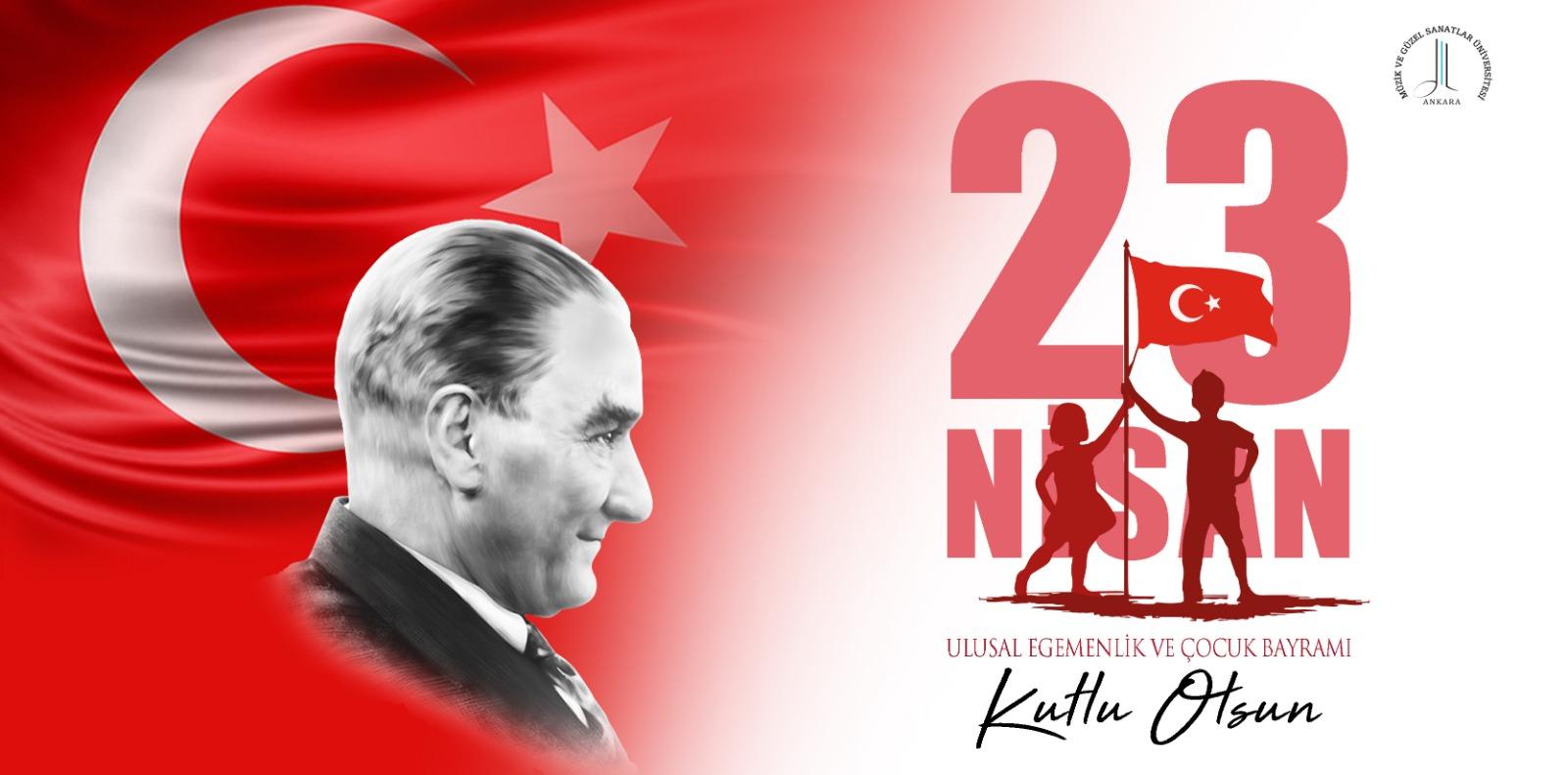 23 Nisan Ulusal Egemenlik ve Çocuk Bayramı Slayt