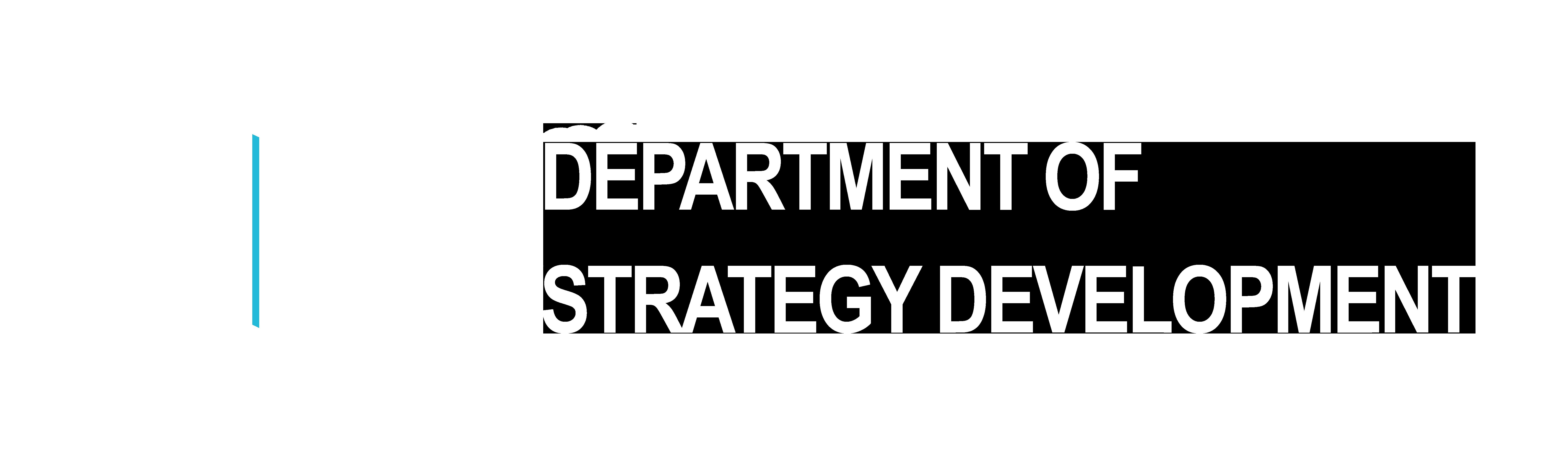 Department of Strategy Development