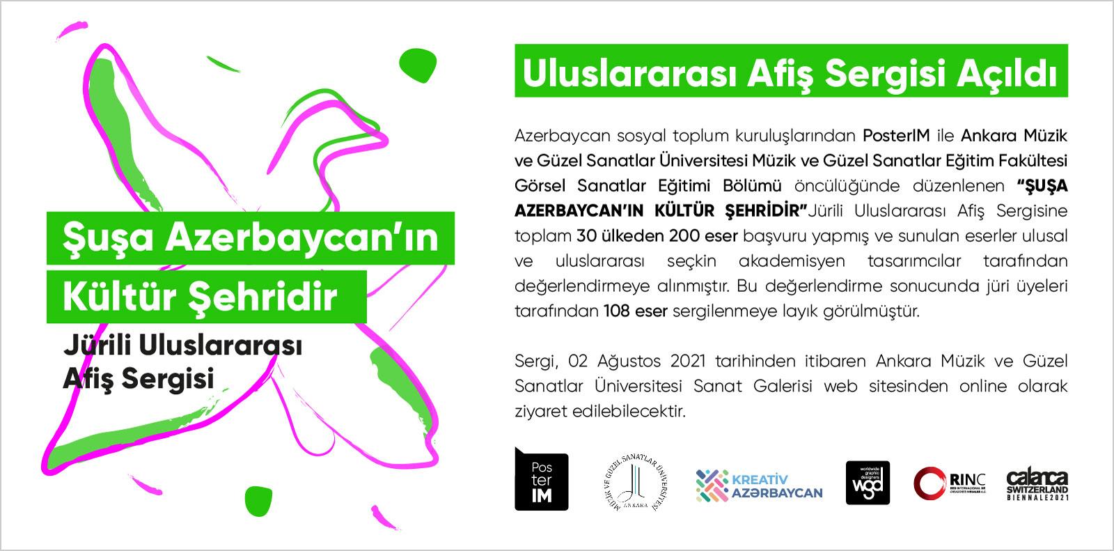 Şuşa Azerbaycan'ın Kültür Şehridir Slide