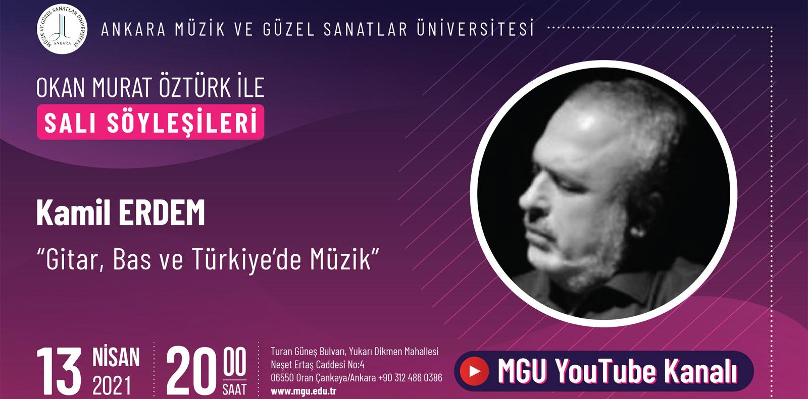 Okan Murat Öztürk ile Salı Sohbetleri Slide