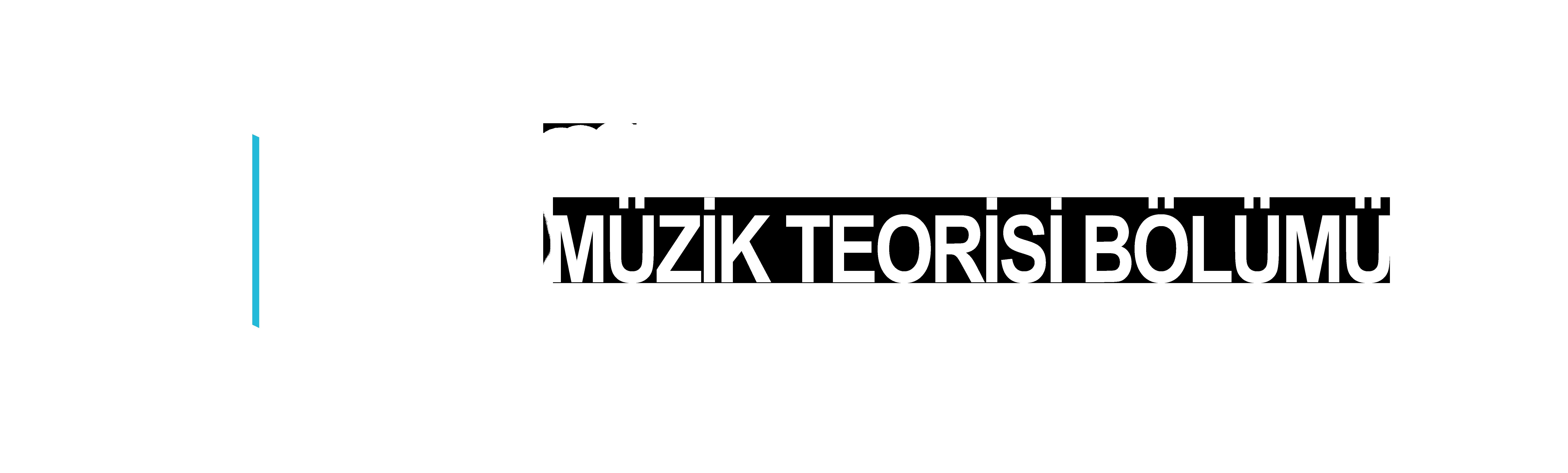 Müzik Teorisi Bölümü
